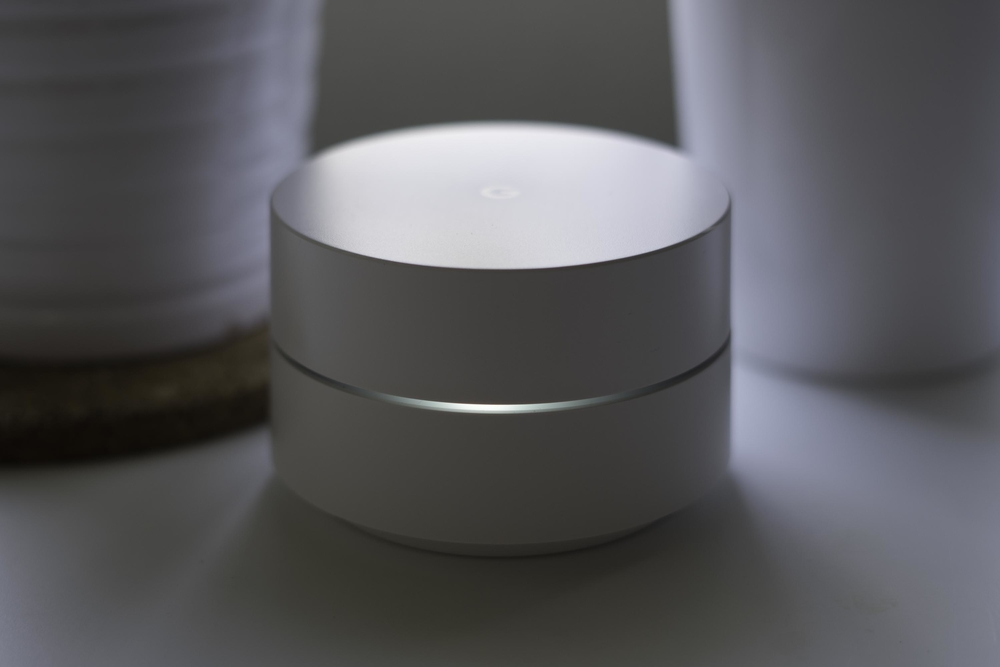 photo of google wifi
