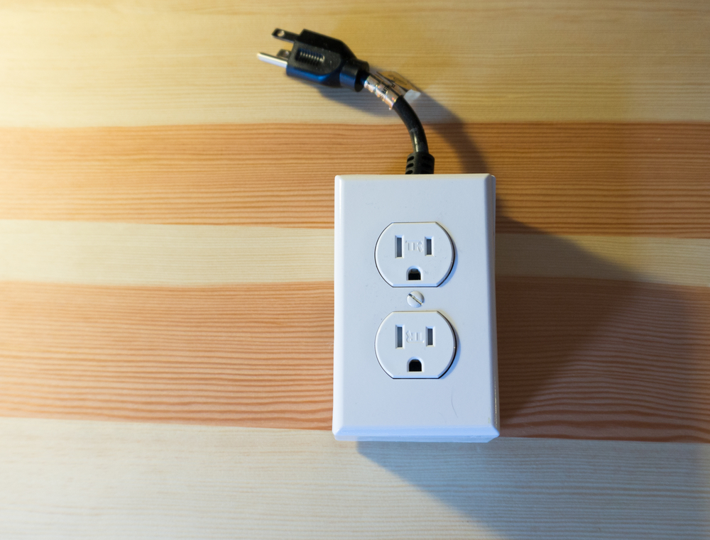 photo of outlet complete